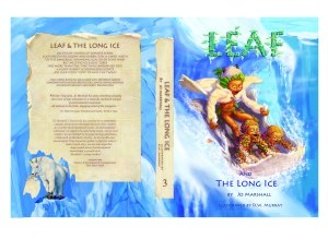 Leaf & the Long Ice full book cover