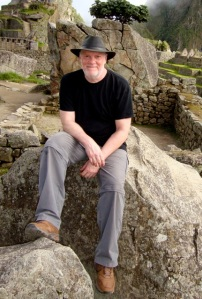 Roy at Machu Piccu