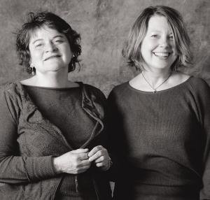 Gail and Karen